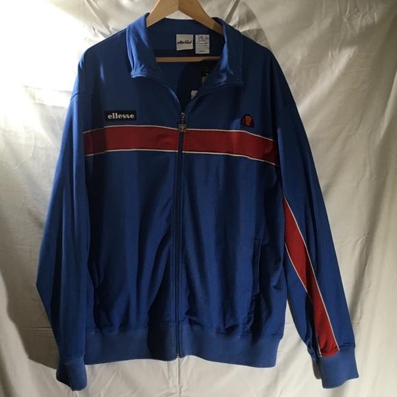 b11cd65d3c Men's track jacket NWT